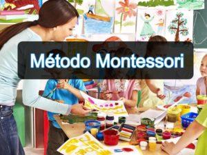 Método Montessori y su aplicación