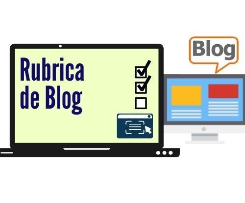Rubrica de Blog
