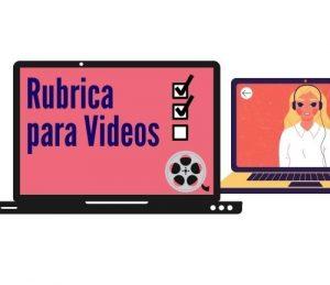 Rubrica para Evaluar un Video