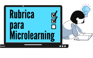 Rubrica para Microlearning